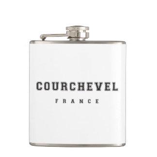 Courchevel France Hip Flasks