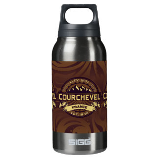 Courchevel Logo 10 Oz Insulated SIGG Thermos Water Bottle