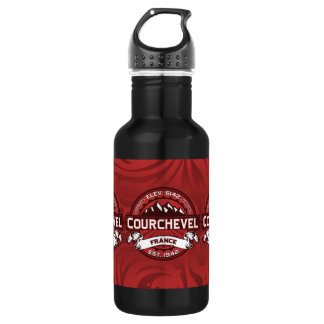 Courchevel Logo 18oz Water Bottle