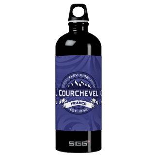 Courchevel Logo Midnight SIGG Traveler 1.0L Water Bottle
