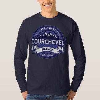 Courchevel Logo Midnight T-shirt
