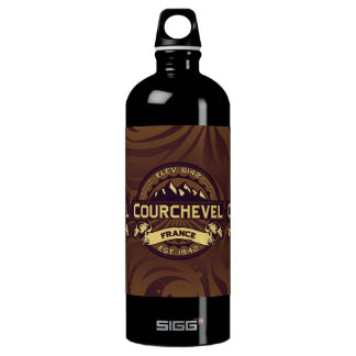 Courchevel Logo SIGG Traveler 1.0L Water Bottle