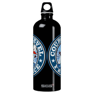 Courchevel Snowman Circle Liberty 32 SIGG Traveler 1.0L Water Bottle