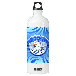 Courchevel Snowman SIGG Traveler 1.0L Water Bottle