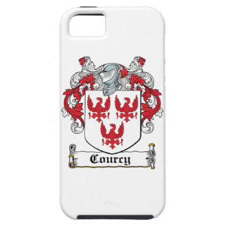 Courcy Family Crest iPhone 5 Case