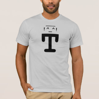 Courier (type) T T-Shirt