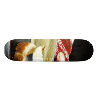 Couronne Brie Cheese Skateboards