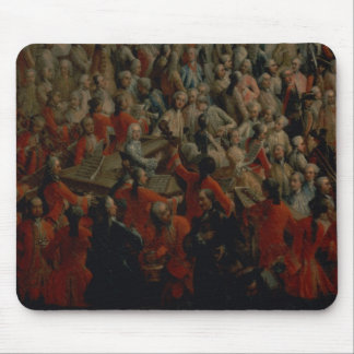 Court Banquet in the Great Antechamber Mouse Pad