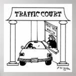 Court Cartoon 3259 Poster