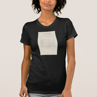 Court Case Brown v. Board of Education of Topeka T-Shirt