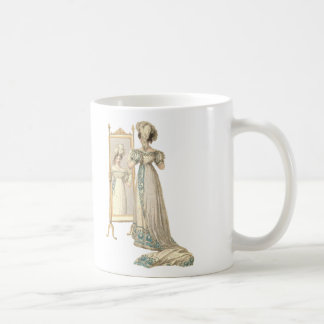 Court Dress 1822 Coffee Mug