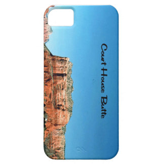 Court House Butte iPhone 5 Case