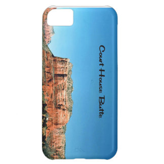 Court House Butte iPhone 5C Covers