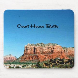 Court House Butte Mousepads