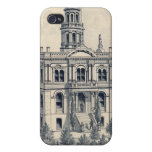 Court House, Fresno Covers For iPhone 4