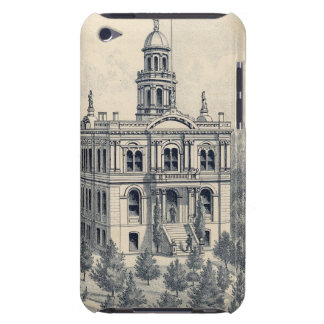 Court House, Fresno iPod Touch Cover