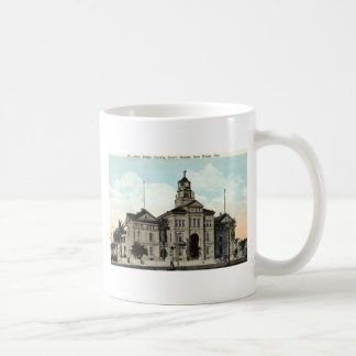 Court House San Diego California 1921 Coffee Mugs
