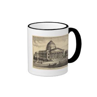 Court House, Santa Clara Co Coffee Mugs