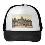 Court House, Wiesbaden, Hesse-Nassau, Germany clas Trucker Hat