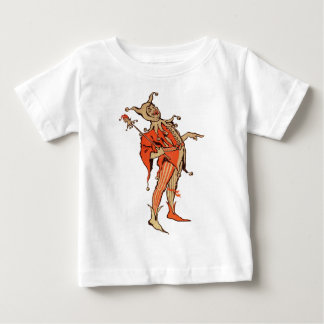 Court Jester Illustration Baby T-Shirt