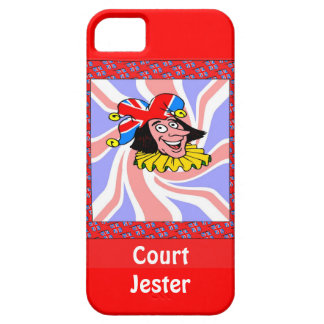 Court Jester iPhone SE/5/5s Case