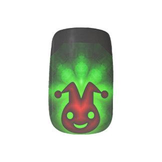 Court Jester Minx ® Nail Art