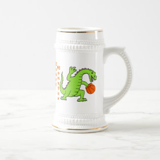 Court Monster Mug