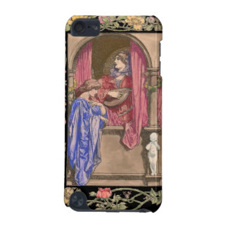 Court Musician and Lady iPod Touch (5th Generation) Covers