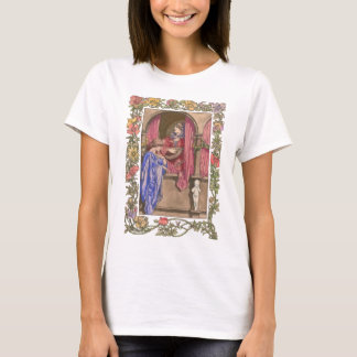 Court Musician and Lady T-Shirt