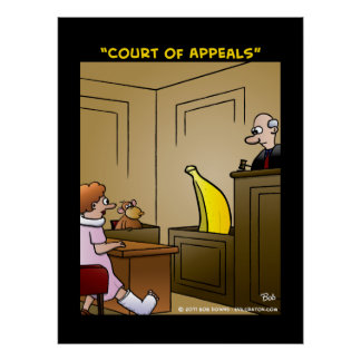 """Court Of Appeals"" Poster"