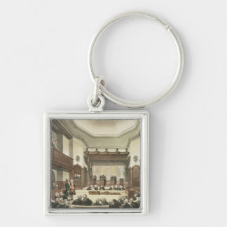 Court of Common Pleas, Westminster Hall Keychain