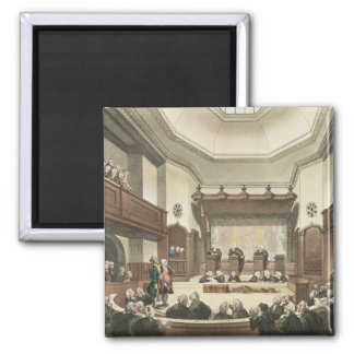 Court of Common Pleas, Westminster Hall Magnet