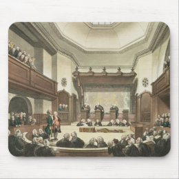 Court of Common Pleas, Westminster Hall Mouse Pad