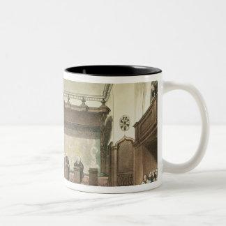 Court of Common Pleas, Westminster Hall Two-Tone Coffee Mug