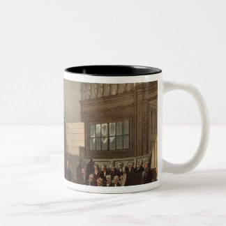 Court of Exchequer, Westminster Hall Two-Tone Coffee Mug