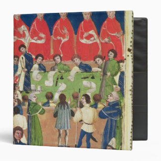 Court of King's Bench, Westminster Hall, c.1460 3 Ring Binder