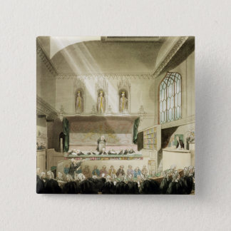 Court of King's Bench, Westminster Hall Pinback Button