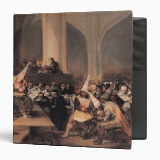 Court of the Inquisition 3 Ring Binder