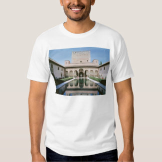 Court of the Myrtles, begun in 1333 T Shirt