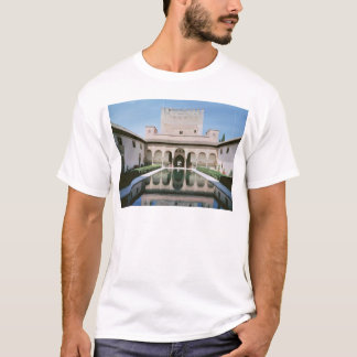 Court of the Myrtles, begun in 1333 T-Shirt