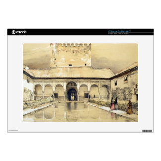 Court of the Myrtles (Patio de los Arrayanes) and Skins For Laptops