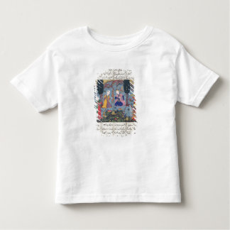 Court Scene in a Garden Toddler T-shirt