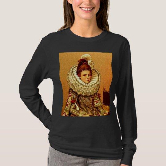 Courtesan 1 Shirt (Design on One Side)