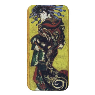 Courtesan (after Eisen) by Van Gogh Case For iPhone SE/5/5s