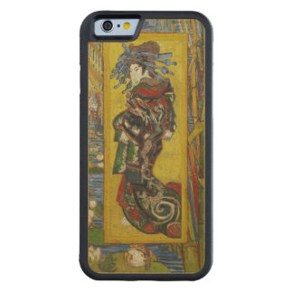 Courtesan after Eisen by Vincent Van Gogh Carved Maple iPhone 6 Bumper Case