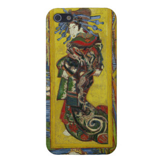 Courtesan after Eisen by Vincent Van Gogh Case For iPhone SE/5/5s