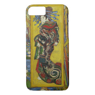 Courtesan after Eisen by Vincent Van Gogh iPhone 7 Case
