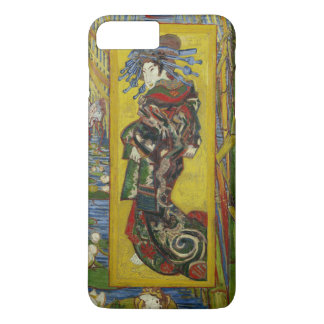 Courtesan after Eisen by Vincent Van Gogh iPhone 7 Plus Case