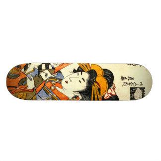 Courtesan Hanaogi 1801 Skate Deck