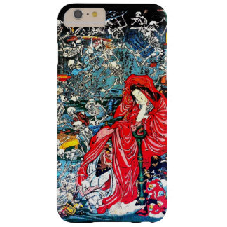 Courtesan of Hell Barely There iPhone 6 Plus Case
